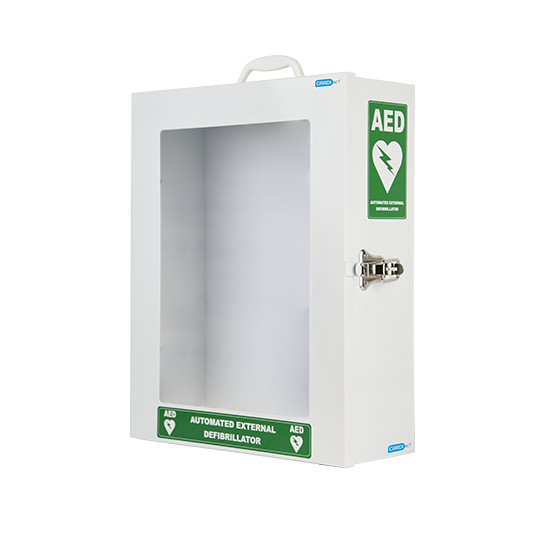 AED Automated External Defibrillator Kit Box