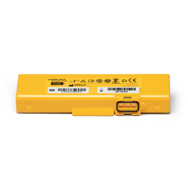 Defibtech Lifeline View Battery