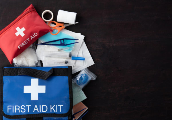 First Aid Kit Restocking