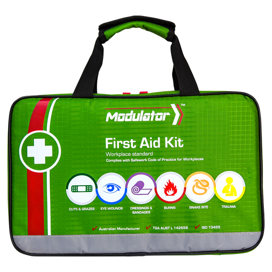 Modulator - Workplace Plus First Aid Kit