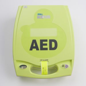 Semi Automatic ZOLL AED Plus