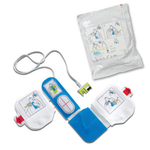 Zoll AED Plus Adult Padz