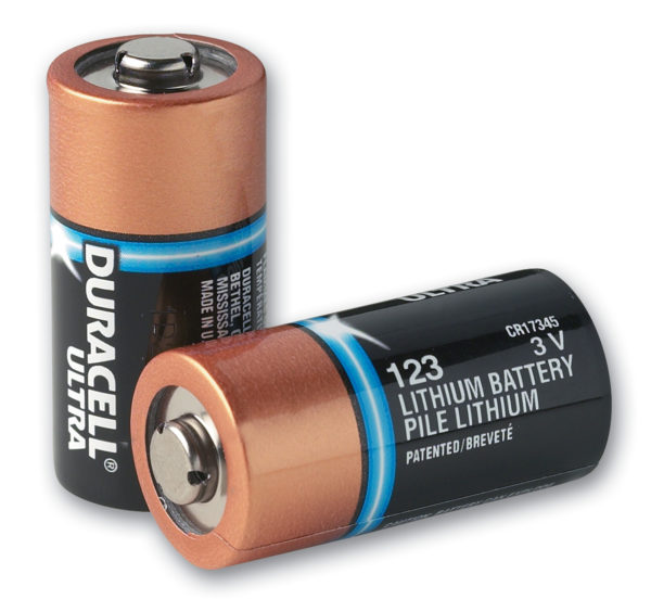 PLUS duracells Battery HR