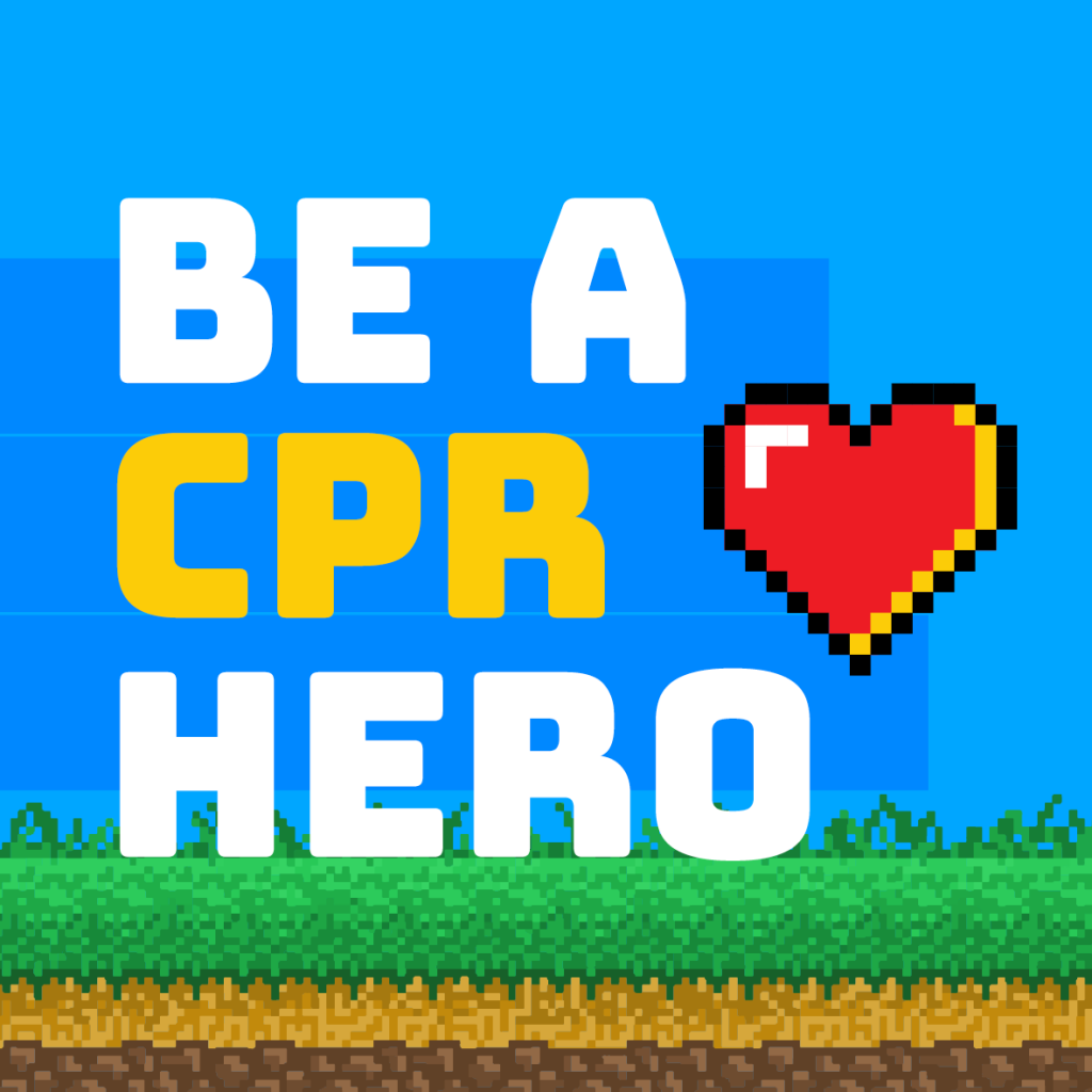 Be a CPR Hero